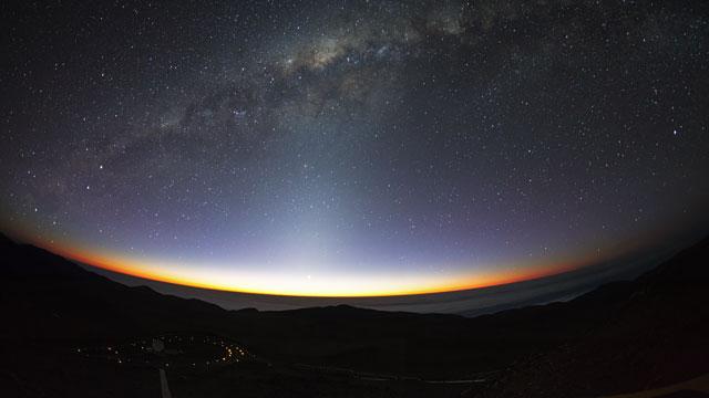 Paranal Time-lapse 2012t