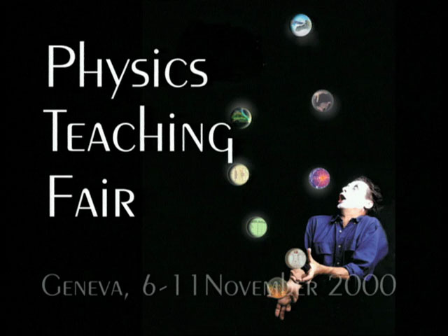 ESO Movie 19: Physics on Stage