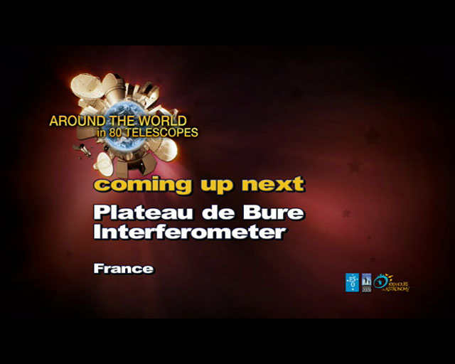 Plateau de Bure (AW80T webcast)