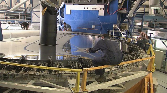 Mirror Recoating at the Very Large Telescope (part 12)