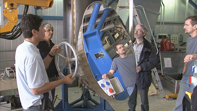 Mirror Recoating at the Very Large Telescope (part 18)
