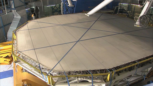 Mirror Recoating at the Very Large Telescope (part 20)