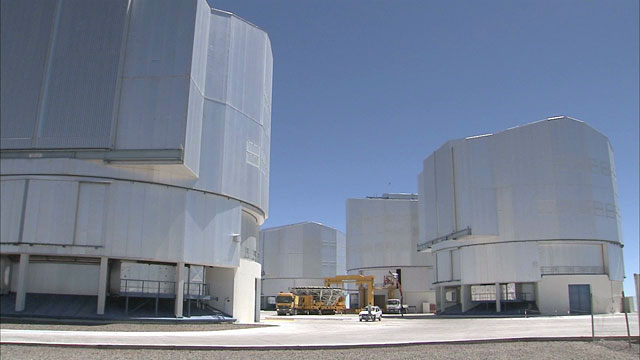 Mirror Recoating at the Very Large Telescope (part 23)