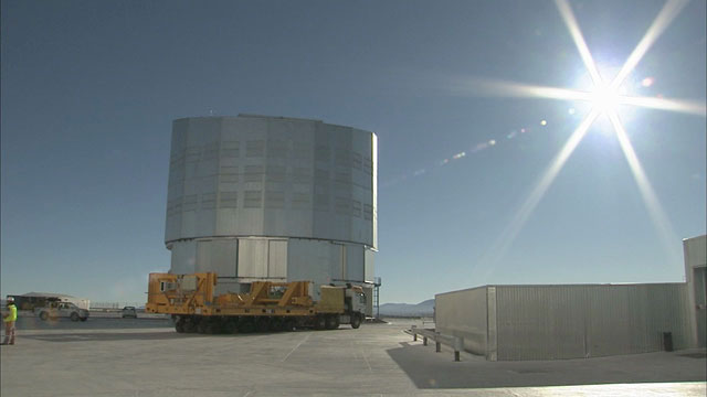 Mirror Recoating at the Very Large Telescope (part 3)