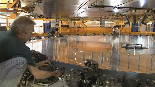 Mirror Recoating at the Very Large Telescope (part 34)