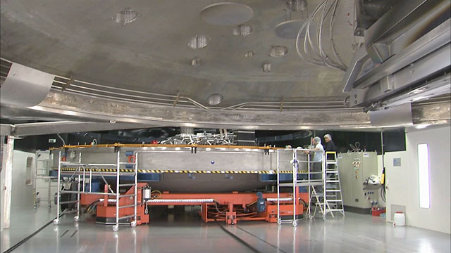 Mirror Recoating at the Very Large Telescope (part 53)
