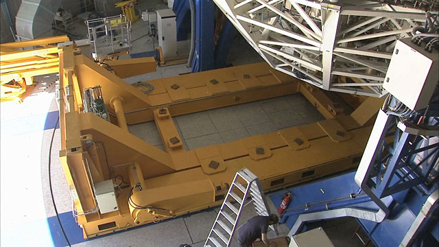 Mirror Recoating at the Very Large Telescope (part 6)
