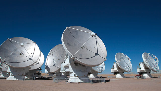 Closing in on the ALMA Array