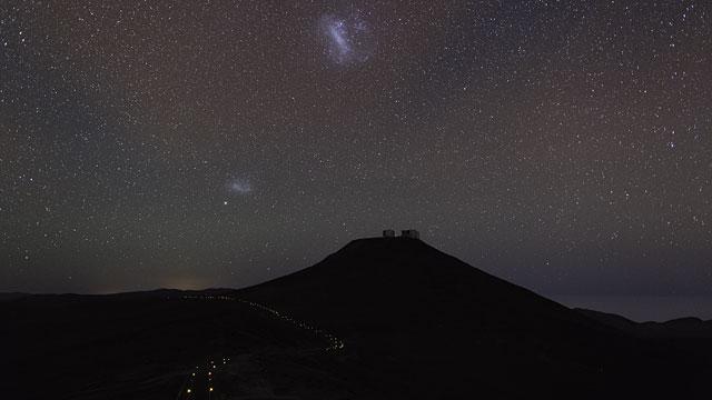 Cerro Paranal Distant UHD Time-lapse