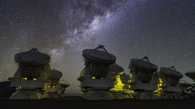 ESO-Ultra HD-Zeitraffer-Zusammenstellung