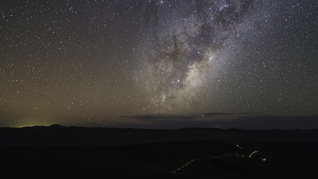 Milky Way Revealed