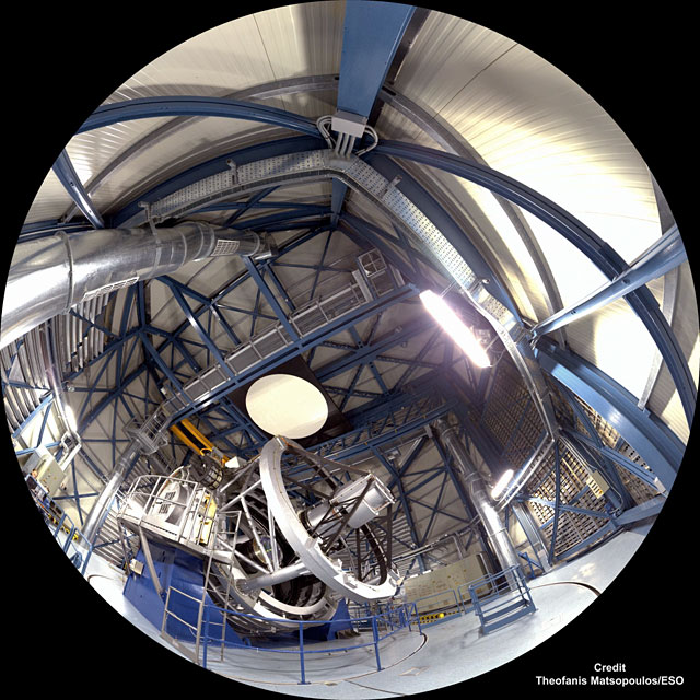 VISTA (for fulldome planetarium use)