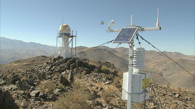 E-ELT site testing — Vizcachas / Chile