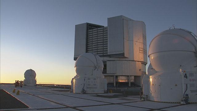 VLT Auxiliary Telescope (Part 1)