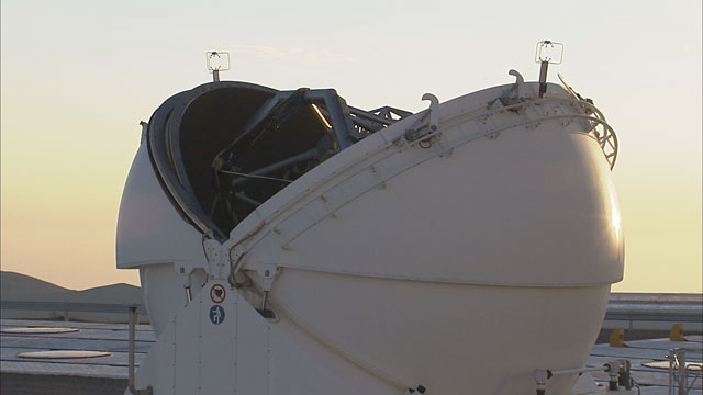 VLT Auxiliary Telescope (Part 3)