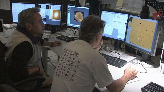 VLT Astronomers 2010