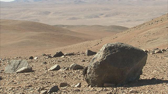 Desert view around Paranal - 1