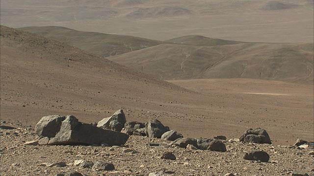 Desert view around Paranal - 2