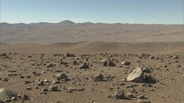 Desert view around Paranal - 4