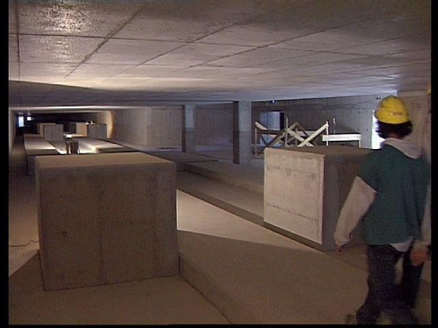 VLT Interferometric Tunnel