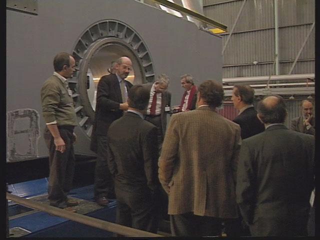 ESO Council visiting Ansaldo (part 9)