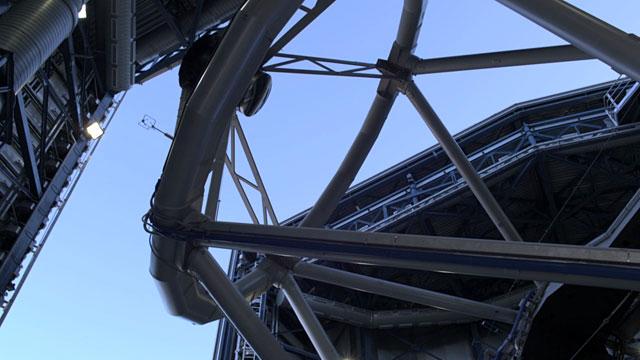 Unit Telescope Time-lapse C