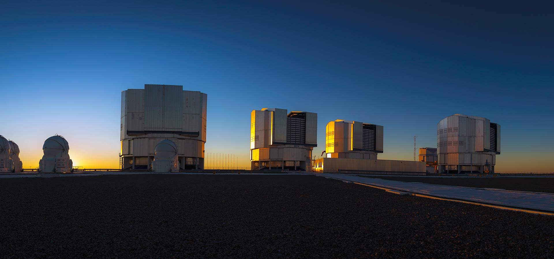 20 Years of Science at Paranal