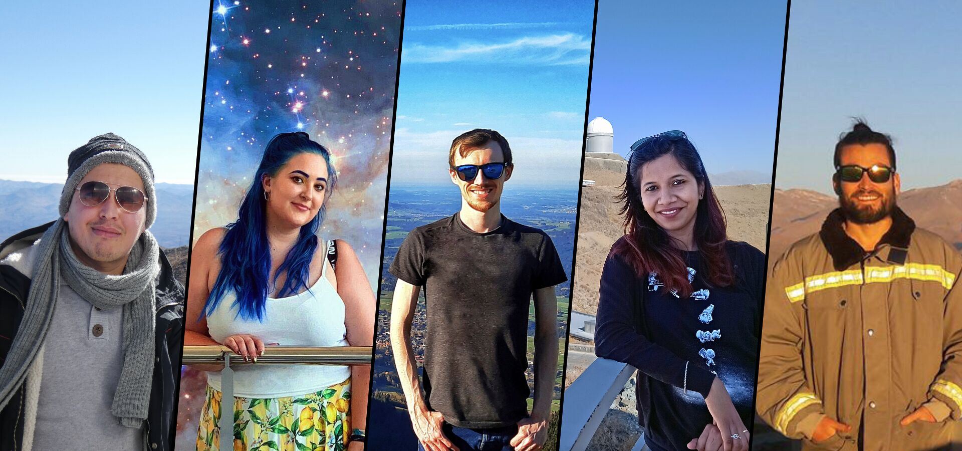 Meet our PhD students