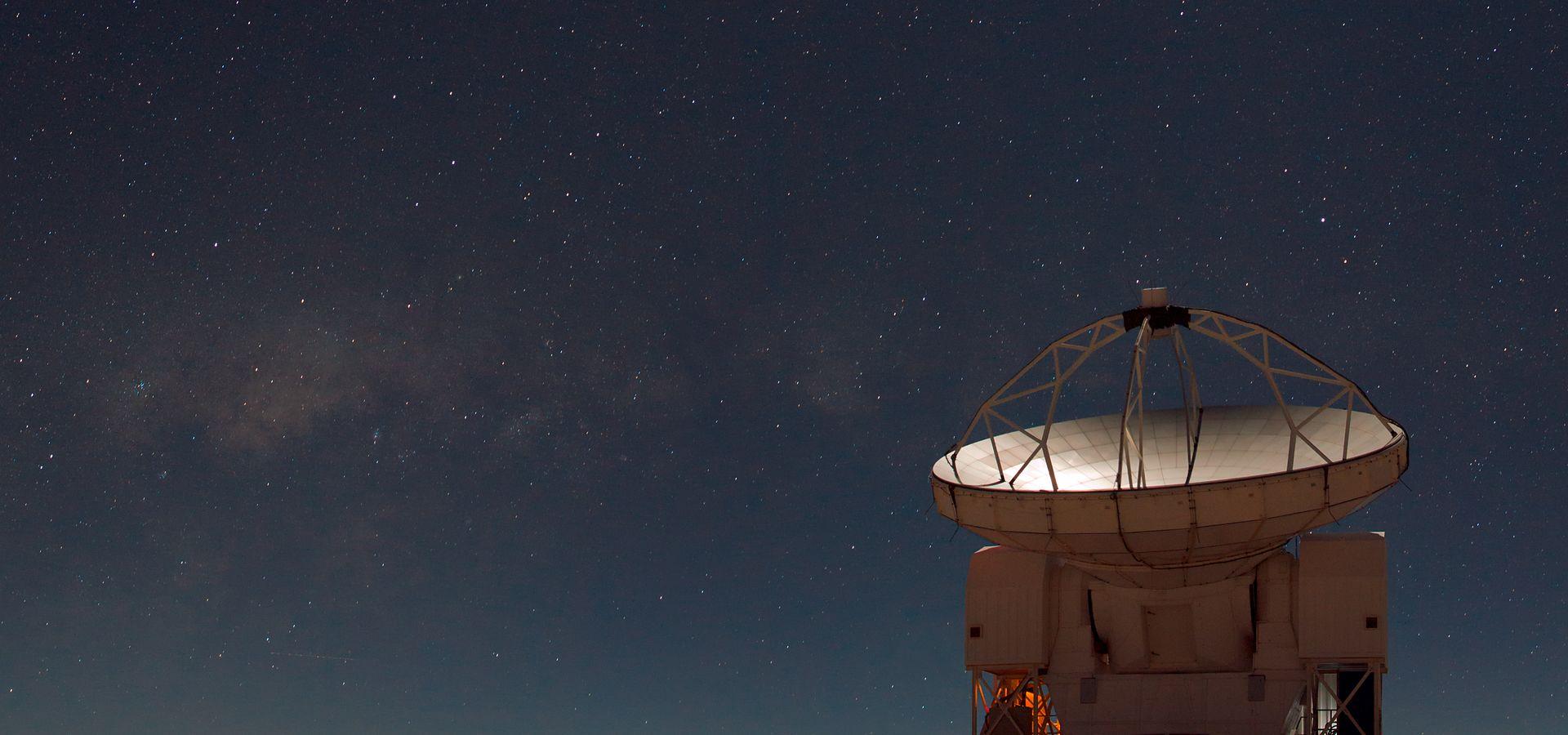 Astronomer on tour