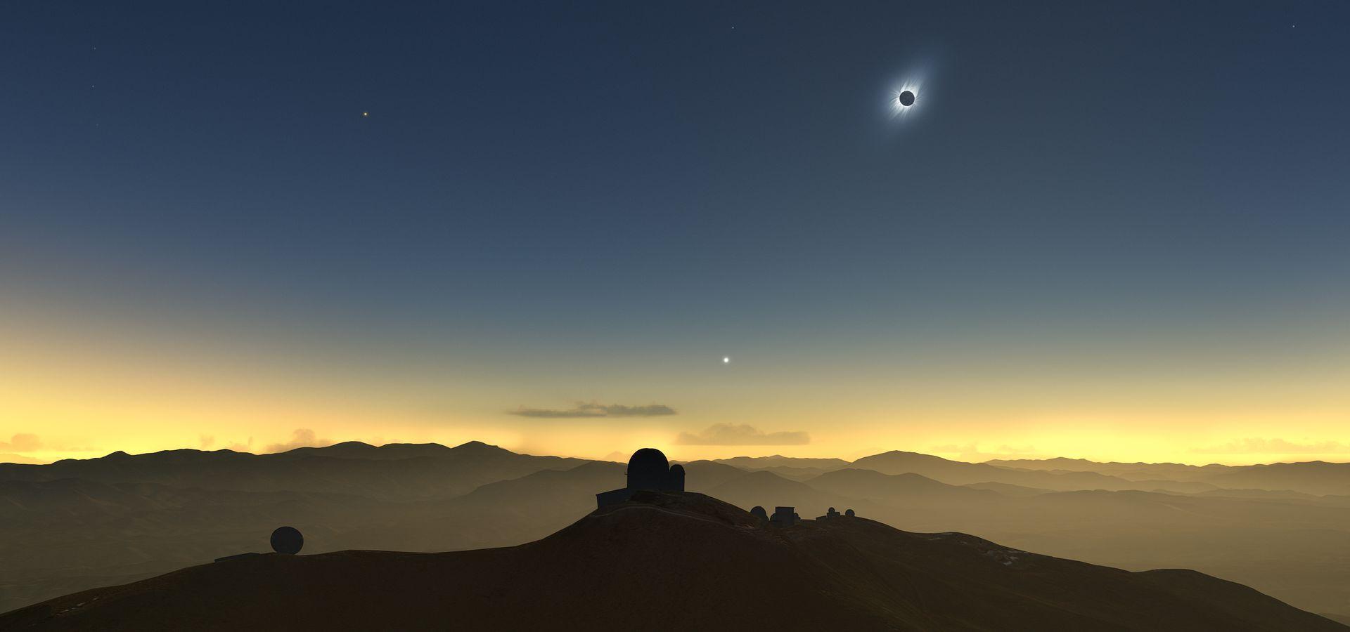 Resultado de imagem para eclipse anelar