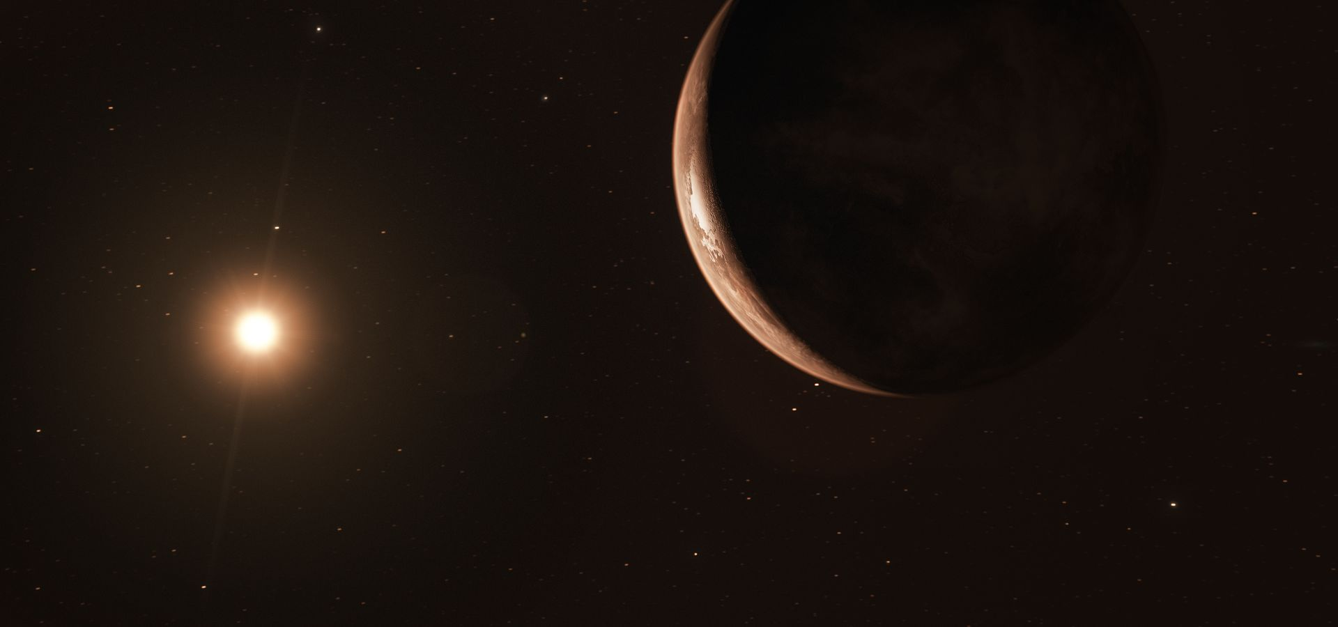 Searching for an Exoplanet