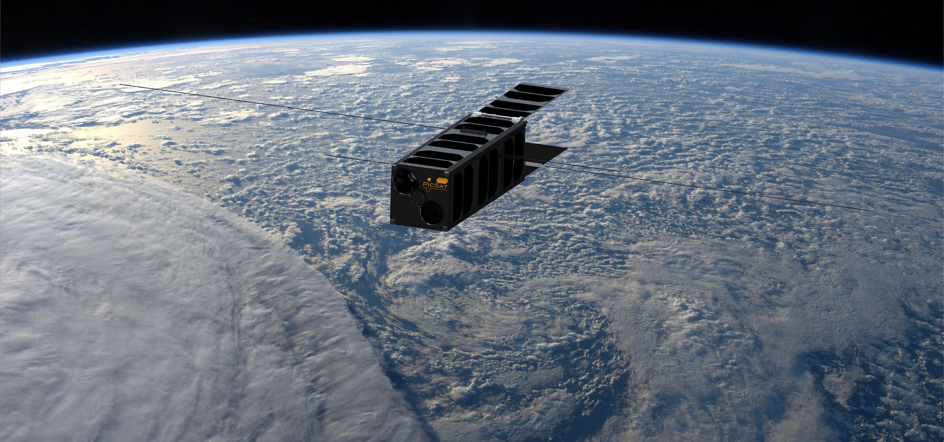 Combining the freedom of a CubeSat with the power of an ESO telescope