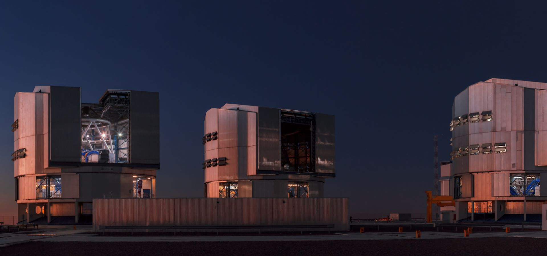How Productive is the Very Large Telescope?