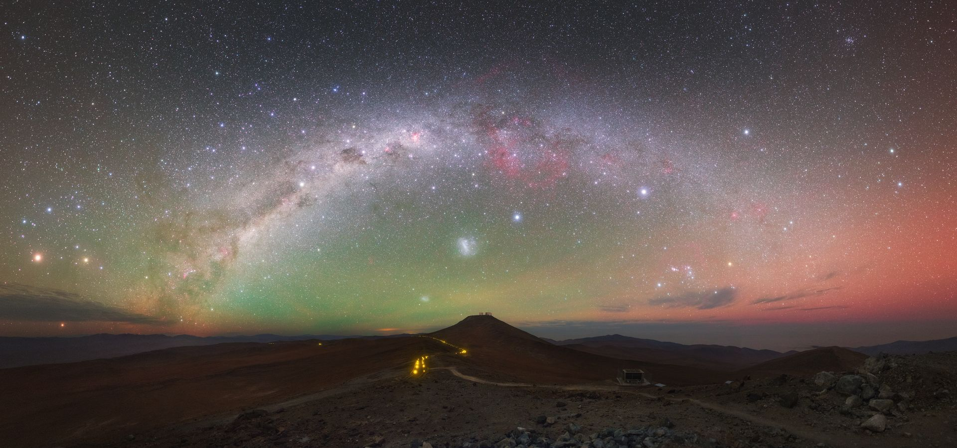 The Rise of Astrotourism in Chile