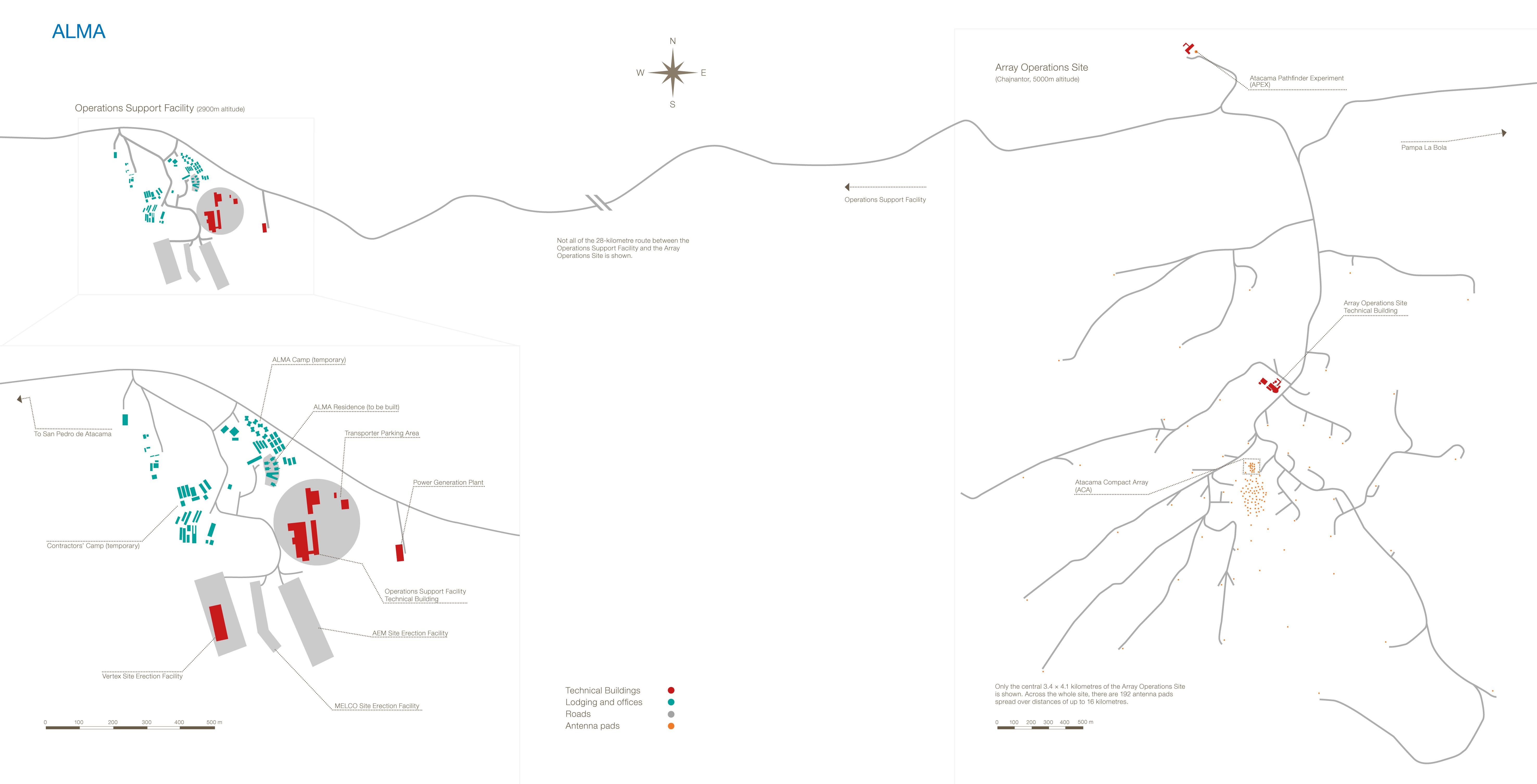Alma Roadmap Eso Brasil