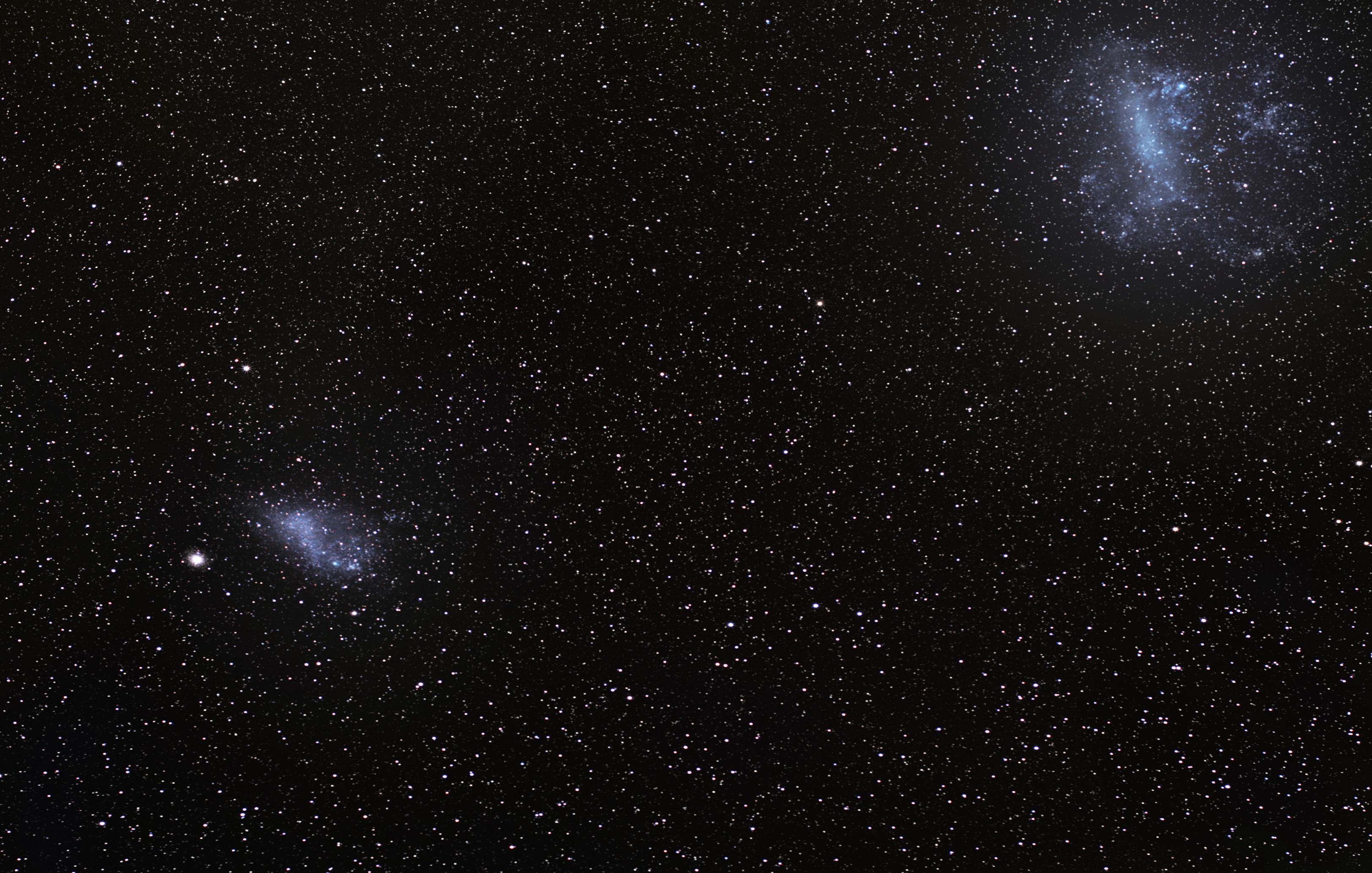 magellan kart norge Magellanic Clouds ― irregular dwarf galaxies | ESO Norge magellan kart norge