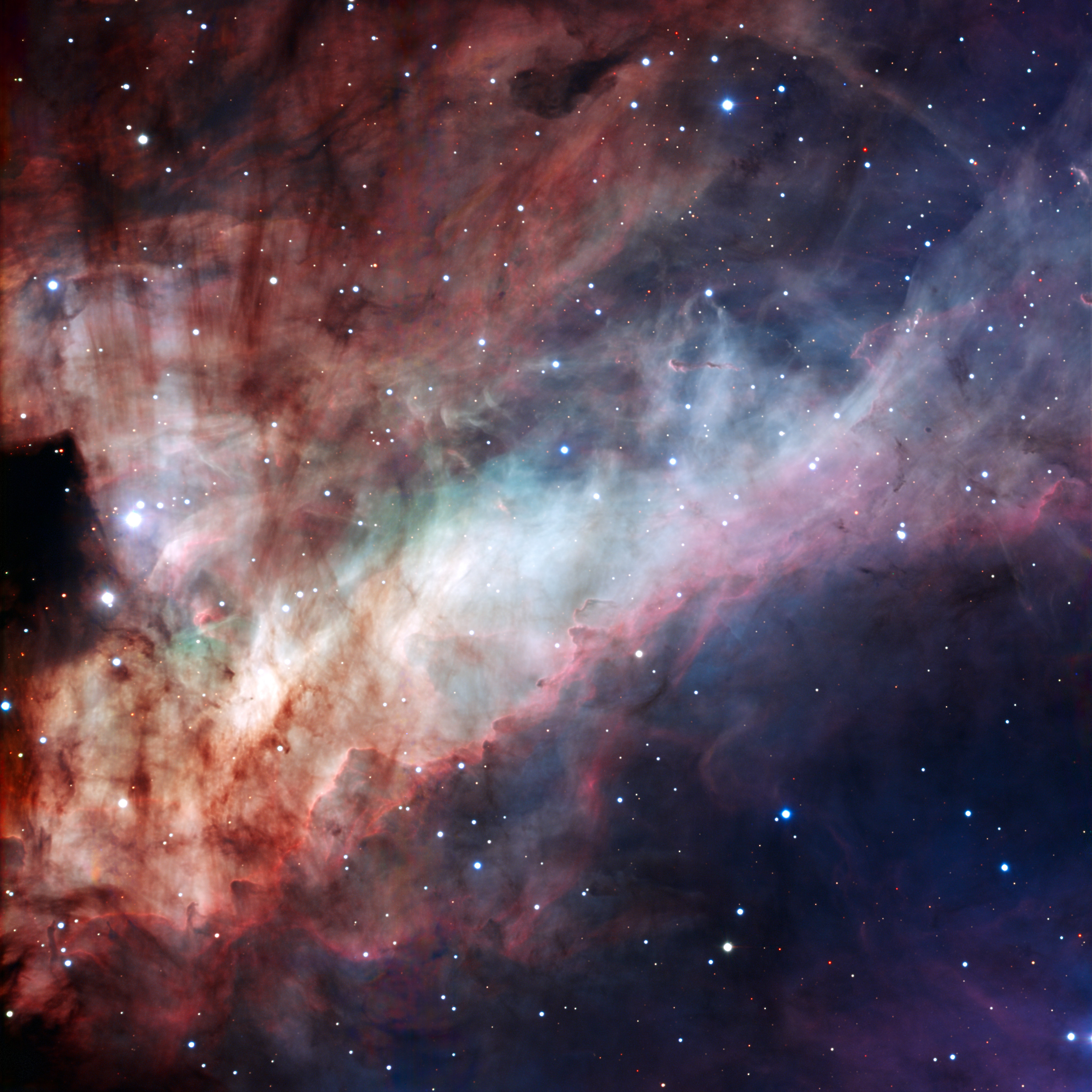 Wallpapers NASA Spitzer Space