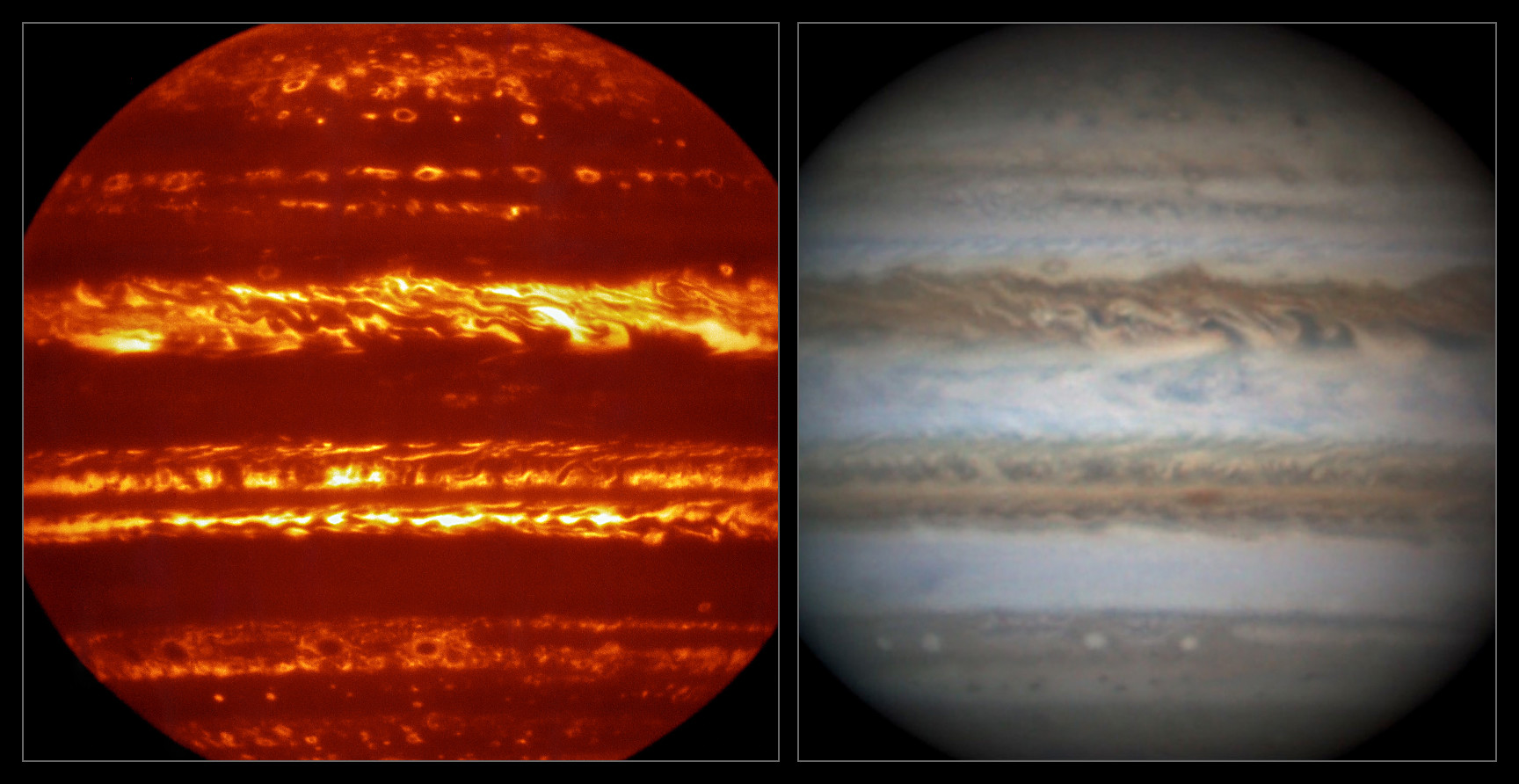 Après 5 ans de voyage, la sonde Juno arrive en vue de Jupiter