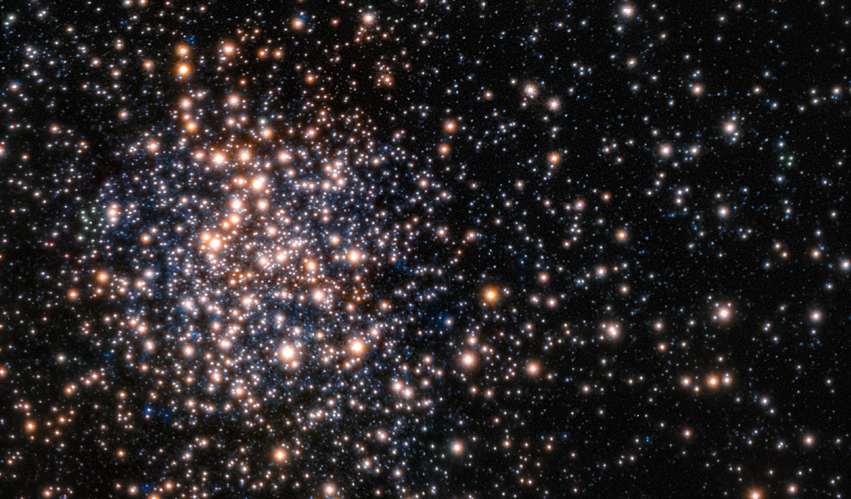 terzan 5 astr244nomos do eso descobrem rel237quia f243ssil rara