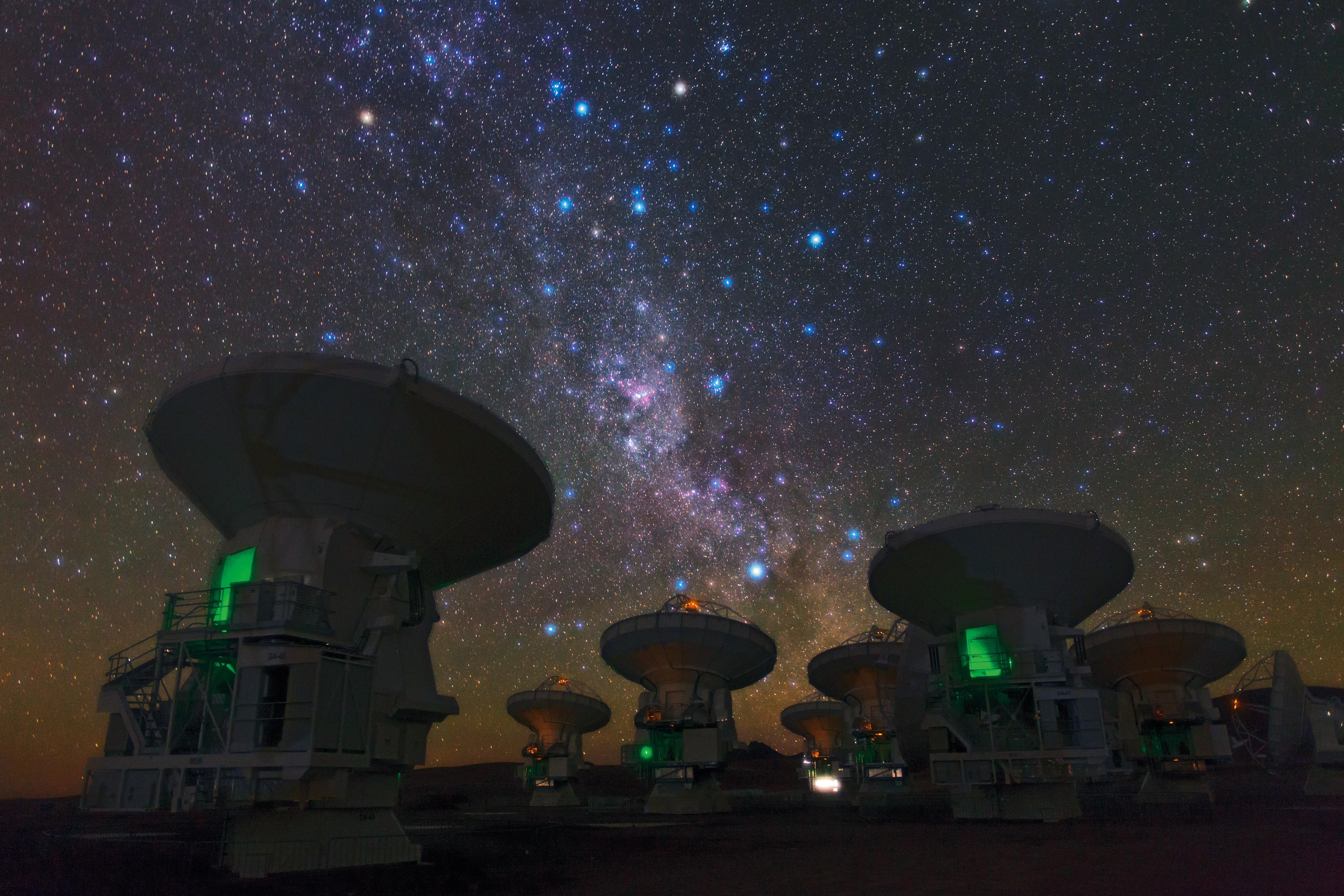 Image Archive: ALMA | ESO