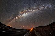 Kosmischer Bogen