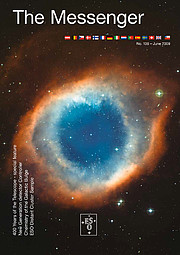 Cover of The Messenger No. 136