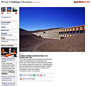 Top 10 buildings of the decade (Guardian)