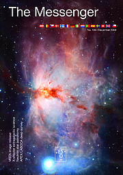 Cover of The Messenger No. 138