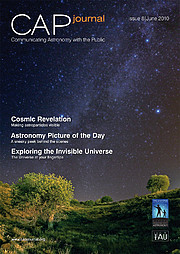 Cover of the CAPjournal 08