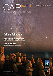Cover of CAPjournal issue 9