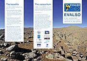 The EVALSO leaflet