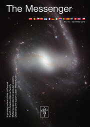 Cover of The Messenger No. 142