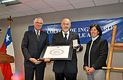 ESO was awarded with the highest Engineering Prize in Chile