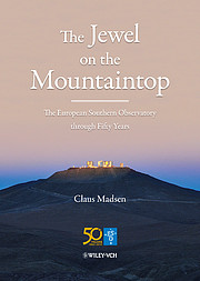 "Einband des Buchs ""The Jewel on the Mountaintop"""